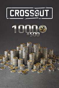 Crossout - 1000 (+500 bonus) Crosscrowns