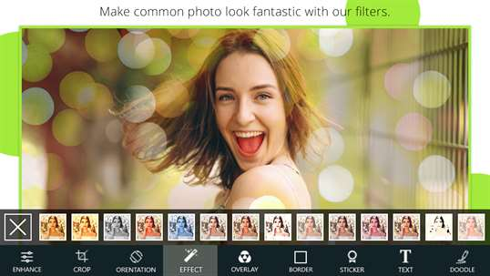 Ultimate Photo Editor screenshot 1