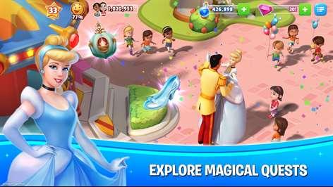 Disney Magic Kingdoms Screenshots 2