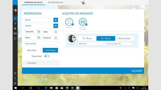 Recevoir Voyages Sncf Microsoft Store Fr Fr