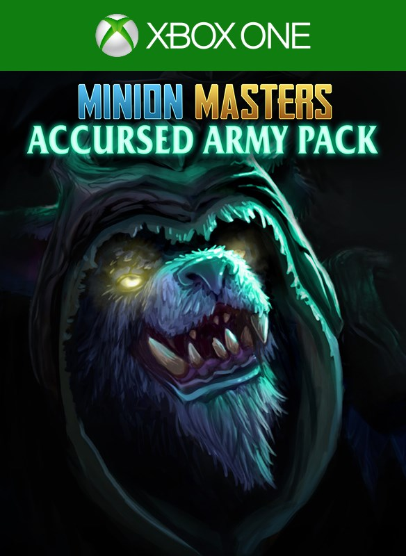 Accursed Army Pack