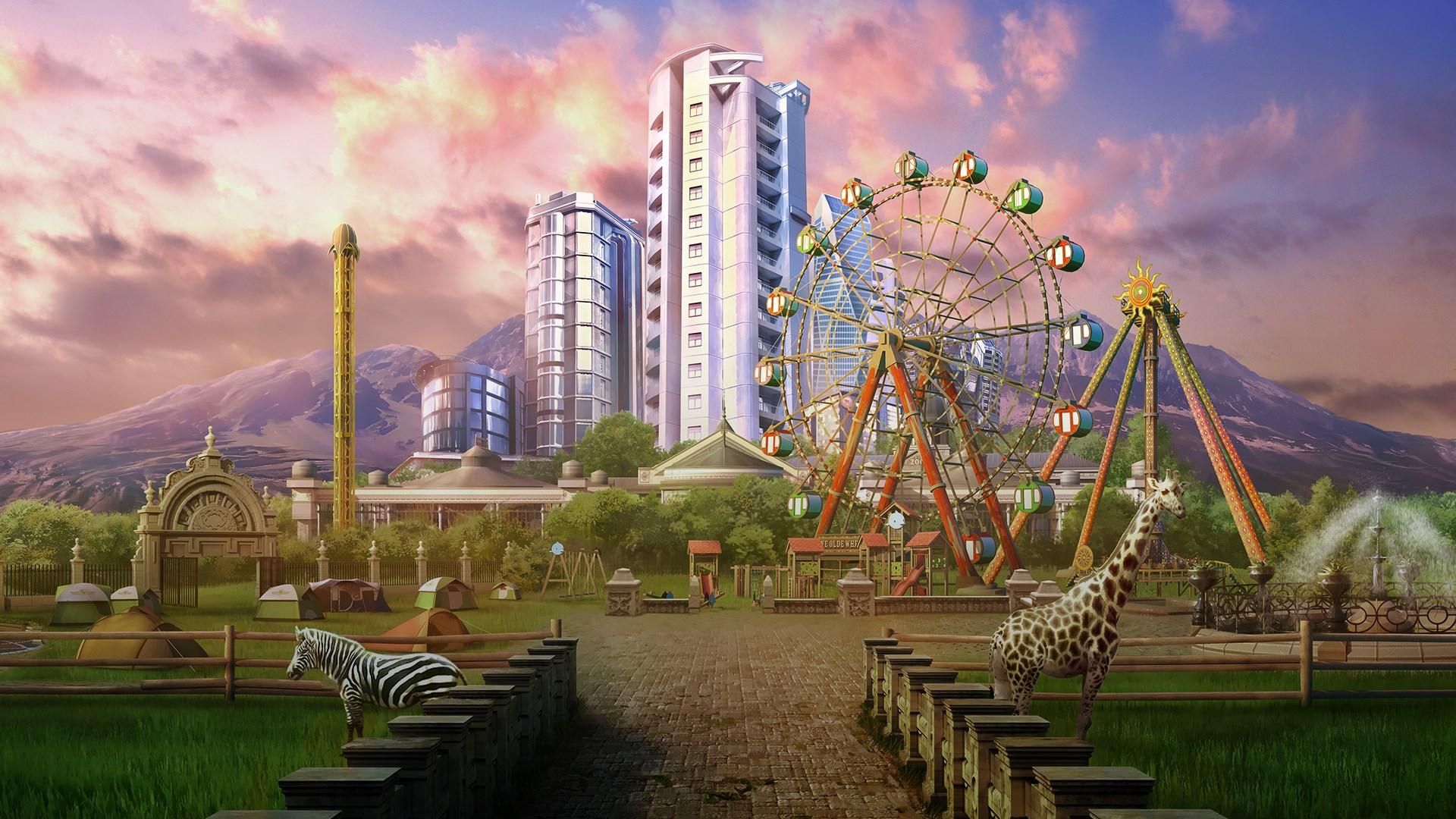 Buy Cities Skylines Parklife Microsoft Store En Ca