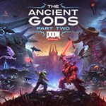 DOOM Eternal: The Ancient Gods - Part Two (PC) Logo