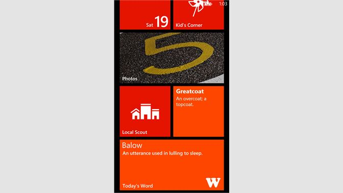 Get Today's Word - Microsoft Store
