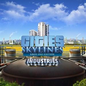 Cities Skylines - Industries Xbox One