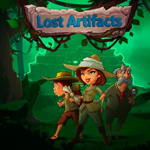 Lost Artifacts Xbox One