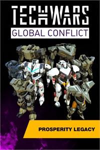Techwars Global Conflict - Prosperity Legacy