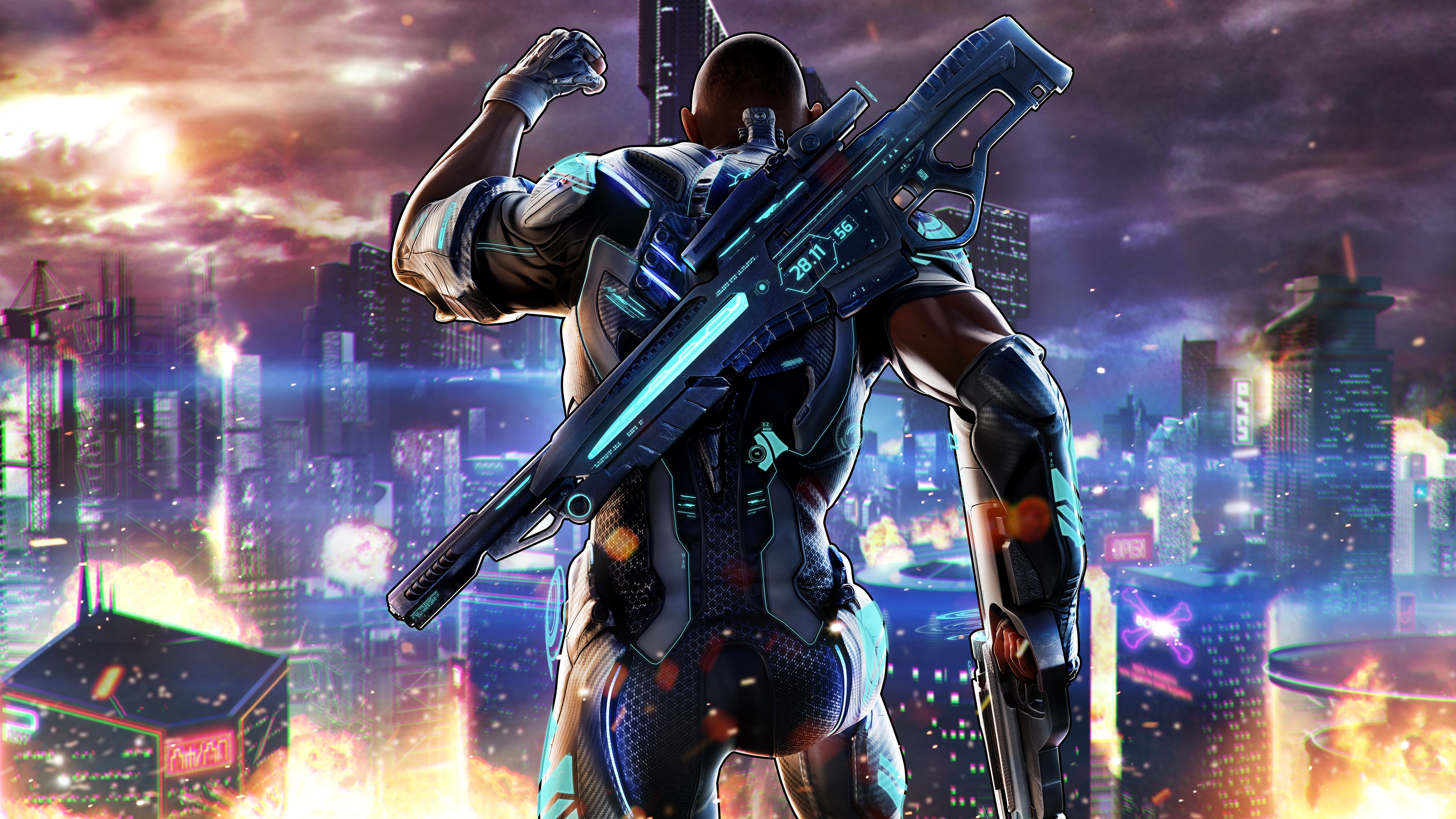 Buy Crackdown 3 - Microsoft Store en-AU