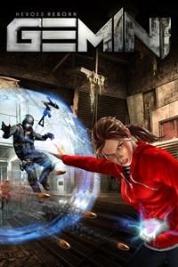 Carátula del juego Gemini: Heroes Reborn