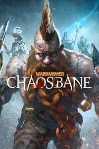 Carátula para el juego Warhammer: Chaosbane Xbox One de Xbox 360