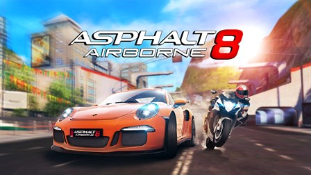 asphalt 8 free download for windows 10