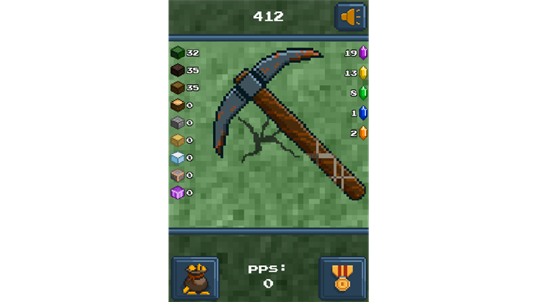 PickCrafter - Idle Craft Game screenshot 2