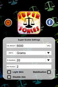 Super Scales Pro screenshot 4
