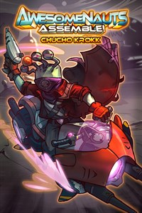 Персонаж —Chucho Krokk - Awesomenauts Assemble!