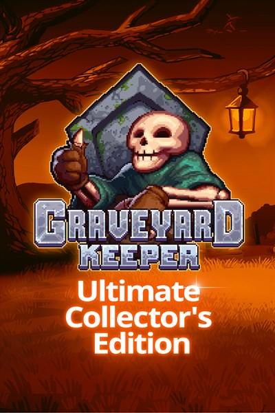 Graveyard Keeper Ultimate Collector's Edition