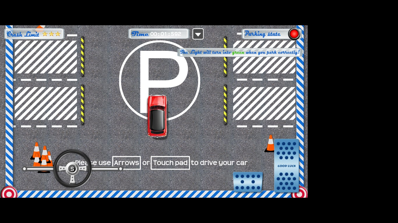 Parking Mania Unlimited