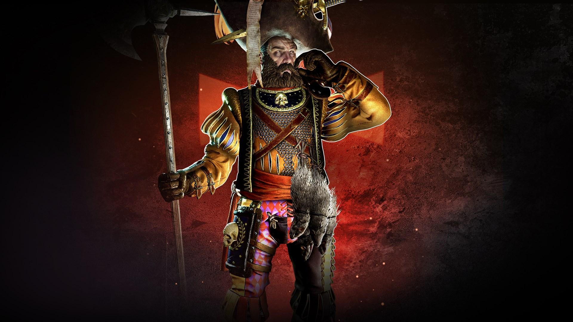 Warhammer: Vermintide 2 - Flamboyant Sellsword