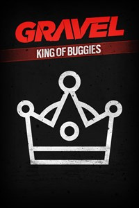 Carátula del juego Gravel King of Buggies