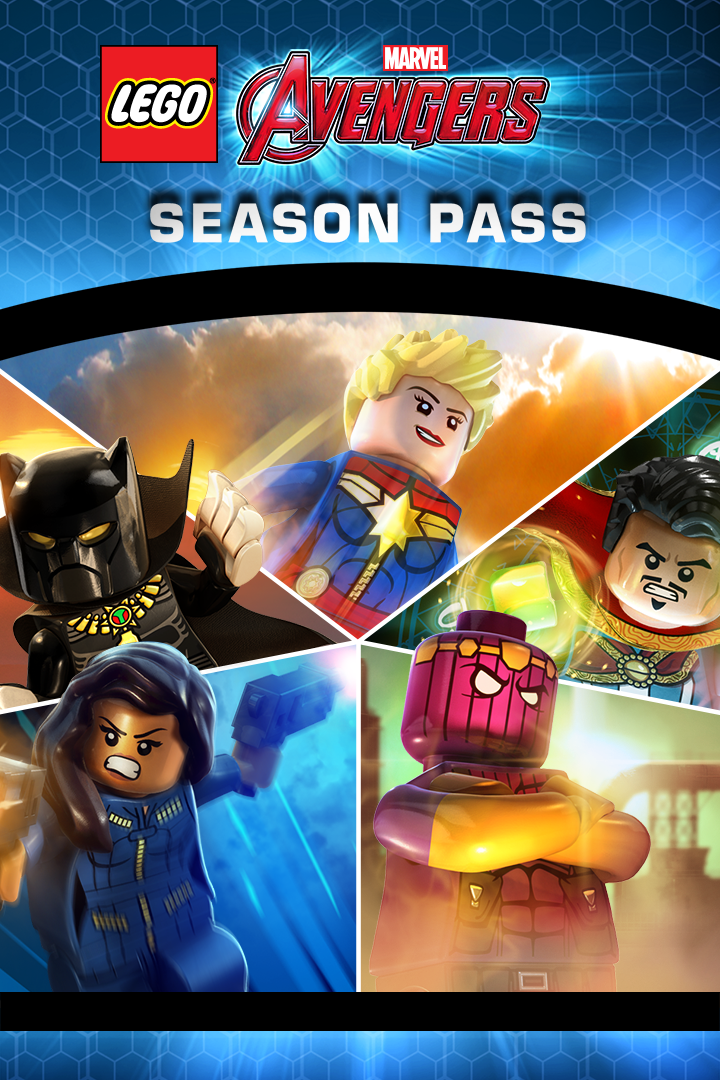 Buy Lego Marvel S Avengers Season Pass Microsoft Store En In