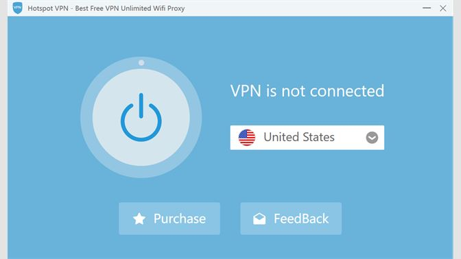 Get Hotspot VPN - Best Free VPN & Unlimited Wifi Proxy - Microsoft Store