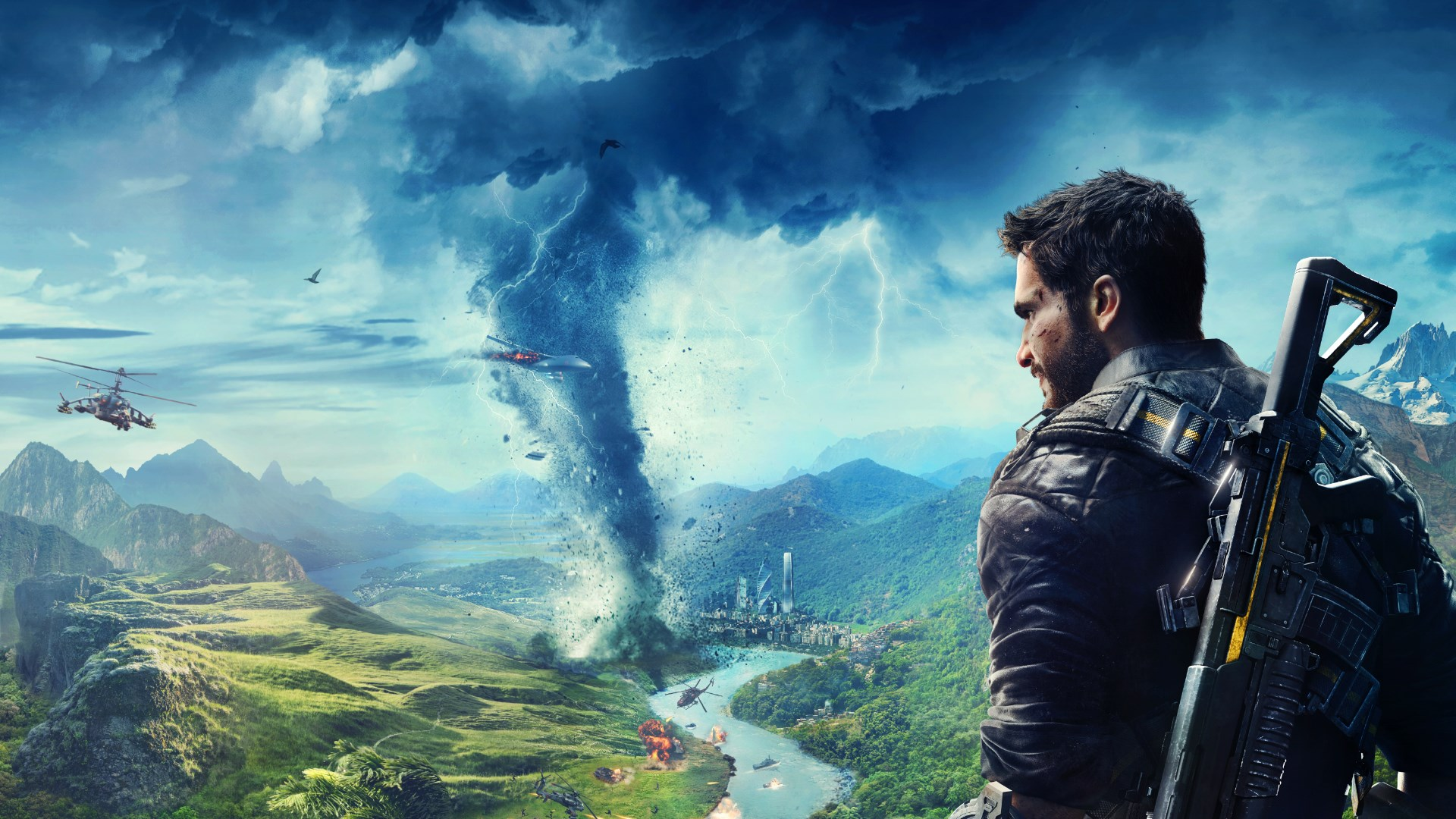 Buy Just Cause 4: Reloaded - Microsoft Store