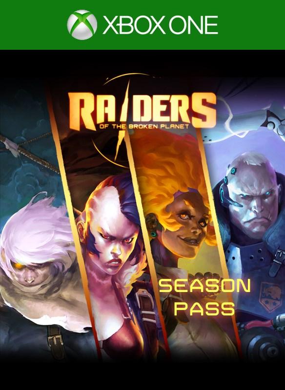 Raiders of the Broken Planet - Season Pass