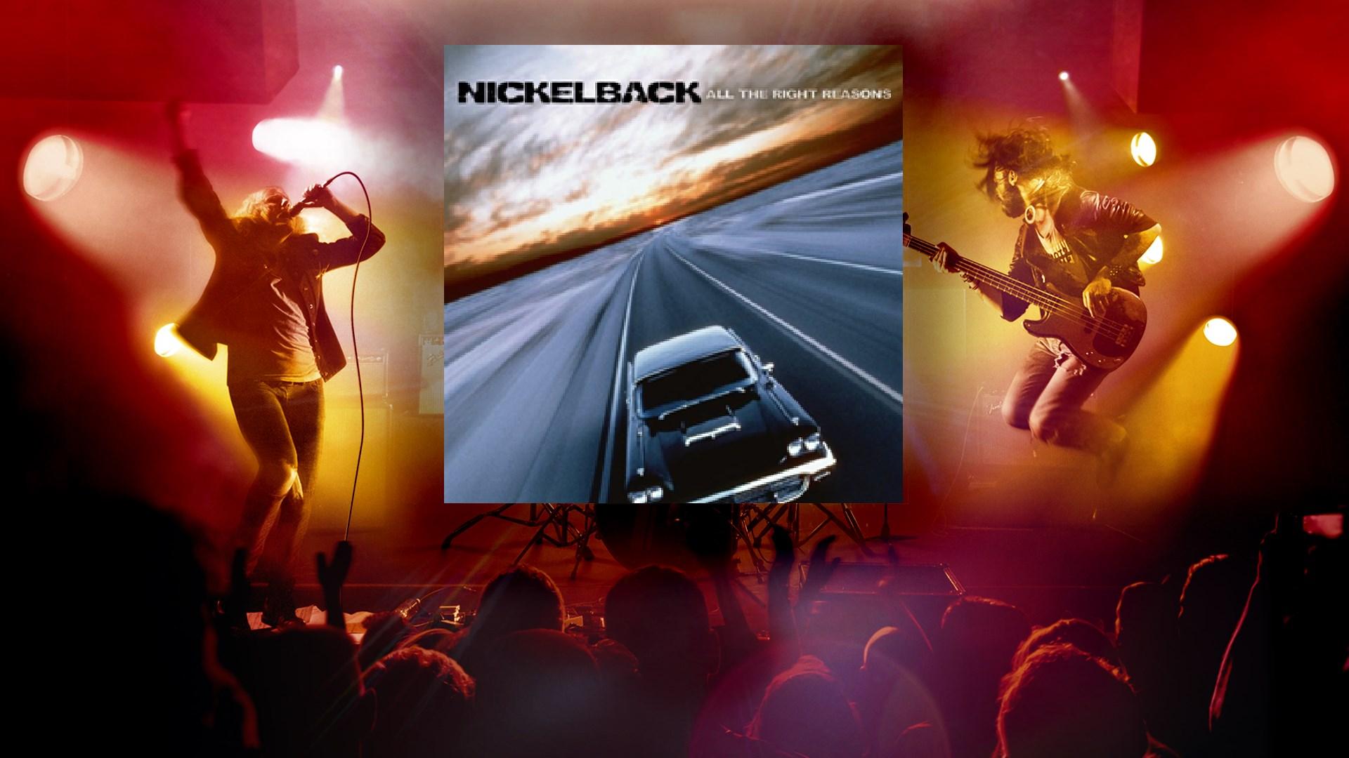 """Photograph"" - Nickelback"