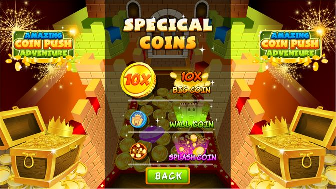 Get Amazing Coin Push Adventure! - Microsoft Store