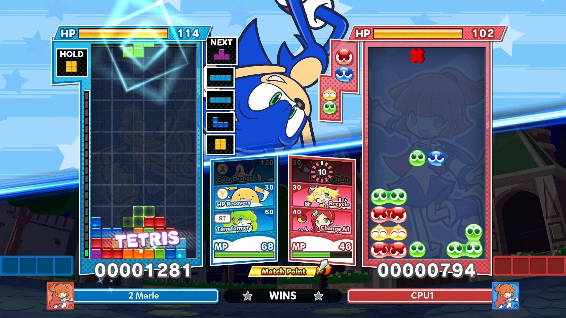 Скриншот №8 к Puyo Puyo™ Tetris® 2