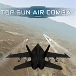 Top Gun Air Combat Logo