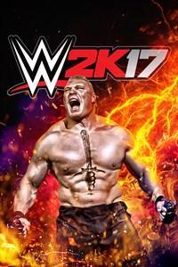 Carátula del juego WWE 2K17