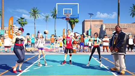 Get 3on3 FreeStyle - Microsoft Store