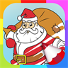 Christmas Coloring Pages - Coloring Games for Kids