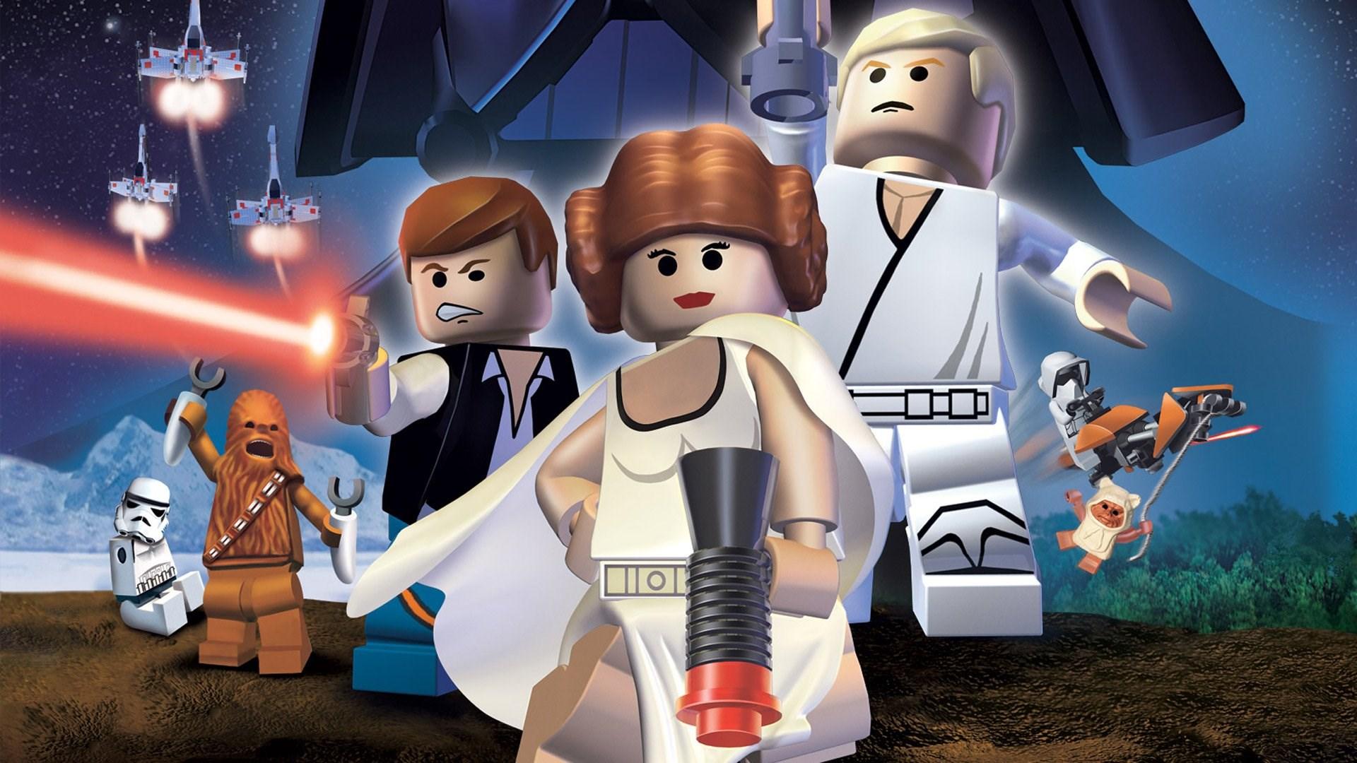 I personaggi LEGO Star Wars