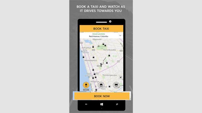 Get PickMe (Sri Lanka) - Microsoft Store