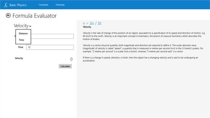Get Basic Physics - Microsoft Store