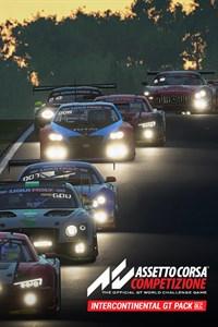 Carátula del juego Assetto Corsa Competizione Intercontinental GT Pack DLC