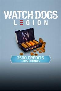 WATCH DOGS: LEGION - НАБОР КРЕДИТОВ: 4550 КРЕДИТОВ WD