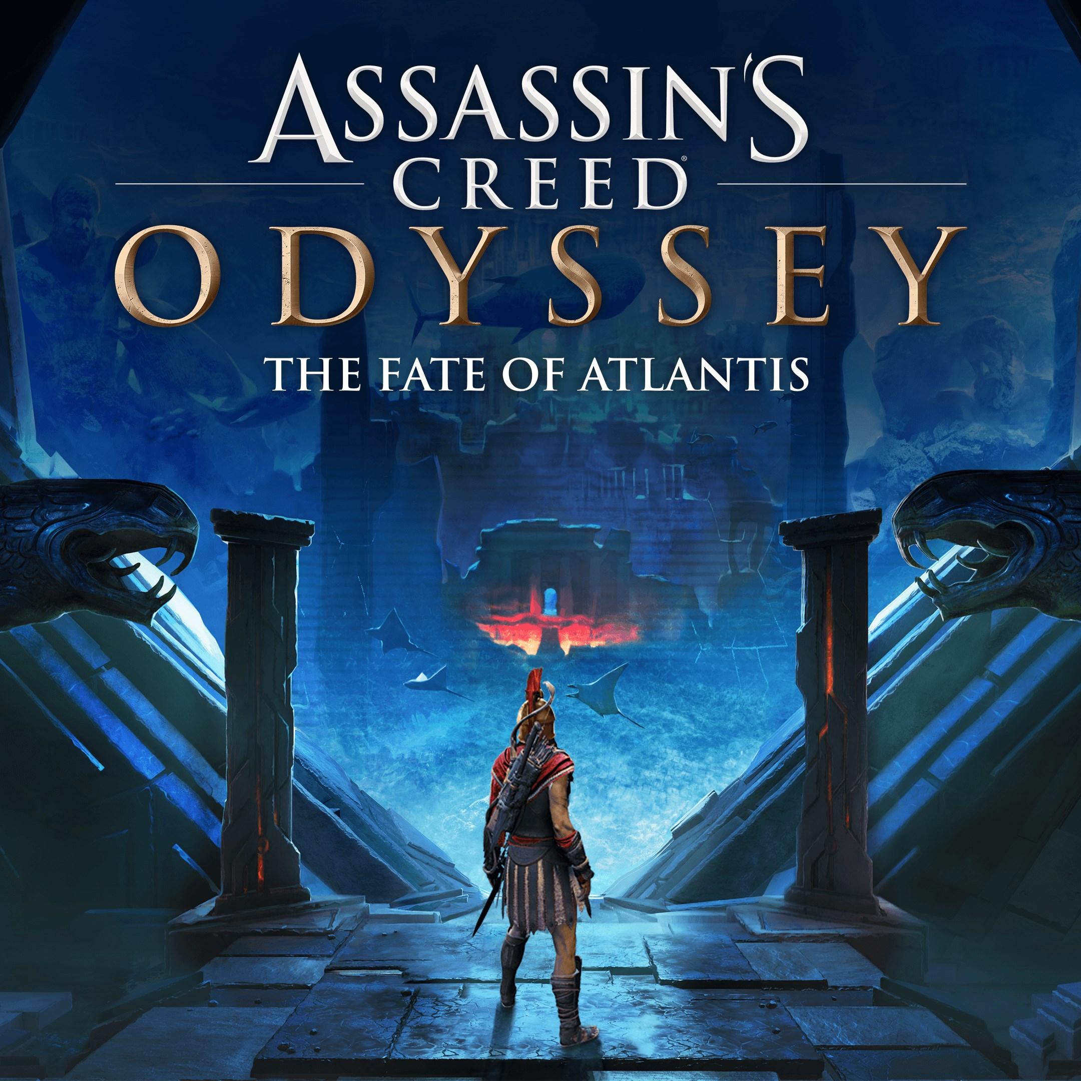 Assassins Creed Odyssey  O Destino de Atlântida - Xbox One
