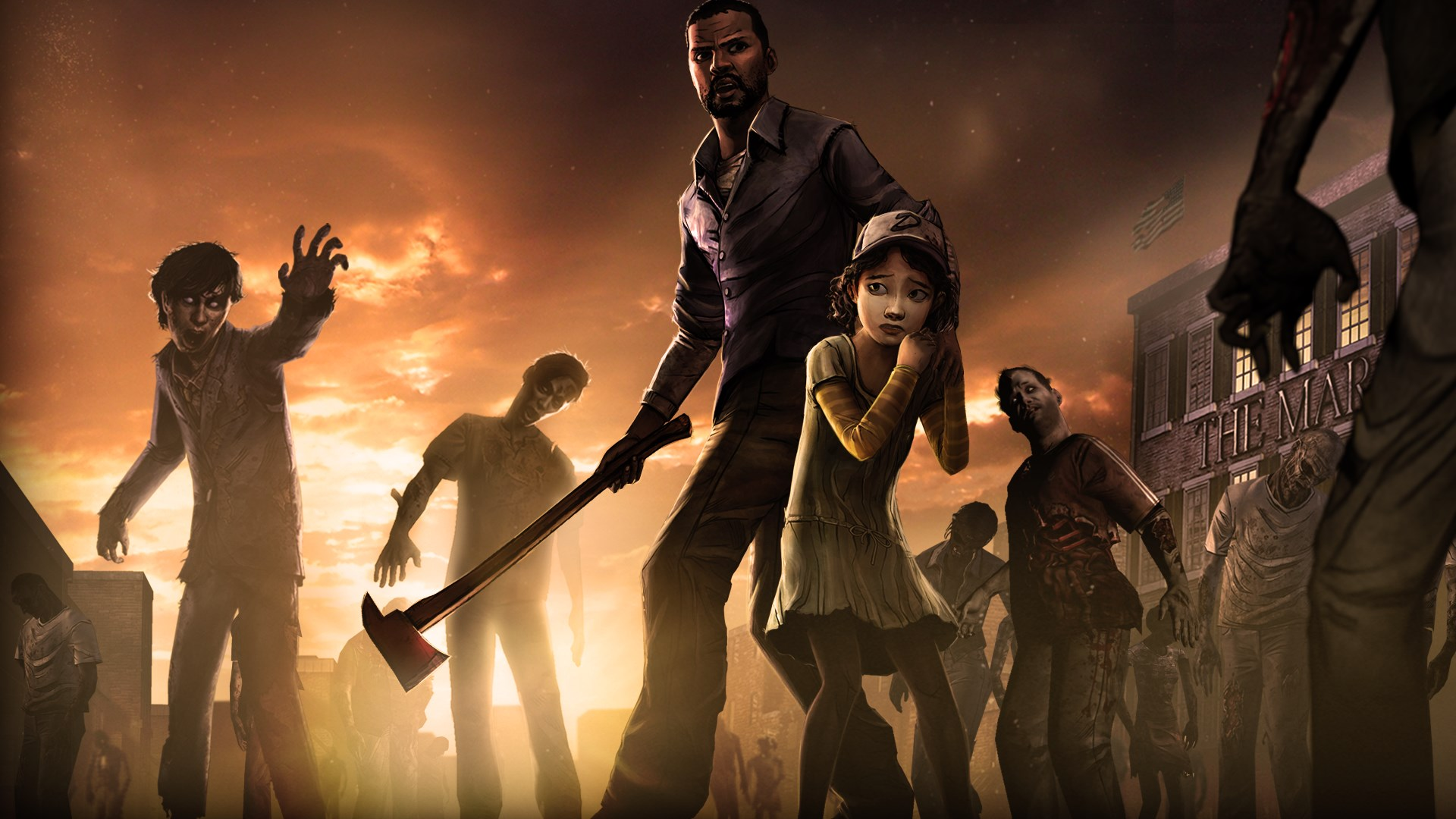 Buy The Walking Dead The Complete First Season Microsoft Store