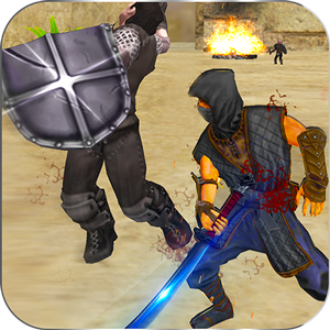 Gladiator Ninja Sword Fight