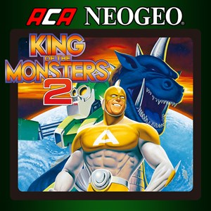 ACA NEOGEO KING OF THE MONSTERS 2 Xbox One