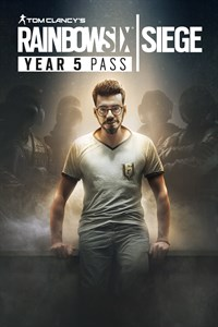 Carátula del juego Tom Clancy's Rainbow Six Siege - Year 5 Pass