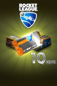 ROCKET LEAGUE® - UNLOCK KEY x10