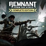 Remnant: From the Ashes - Complete Edition Logo