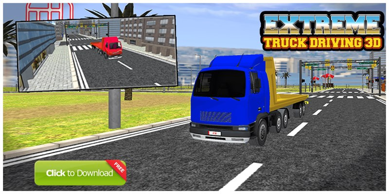 Get Extreme Truck Driving 3D - City Transport Parking - Microsoft Store