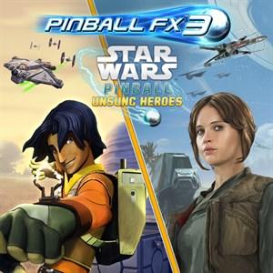 Pinball FX3 - Star Wars™ Pinball: Unsung Heroes Xbox One