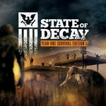 State of Decay: Year-One Survival Edition Logo