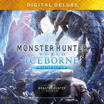 Monster Hunter World: Iceborne Master Edition Digital Deluxe Logo