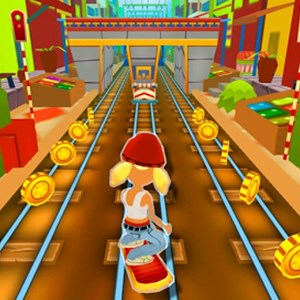 Subway Surf Temple